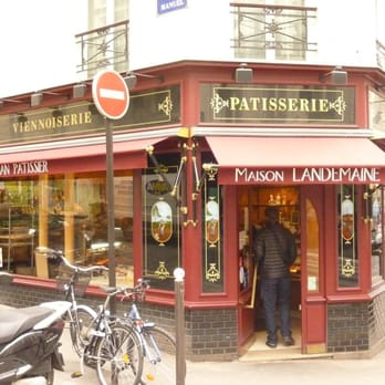 Maison landemaine 21 photos 20 avis boulangeries for Restaurant miroir rue des martyrs