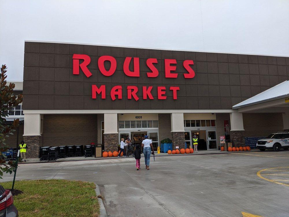 Rouses Market #79: 6205 Lapalco Blvd, Marrero, LA
