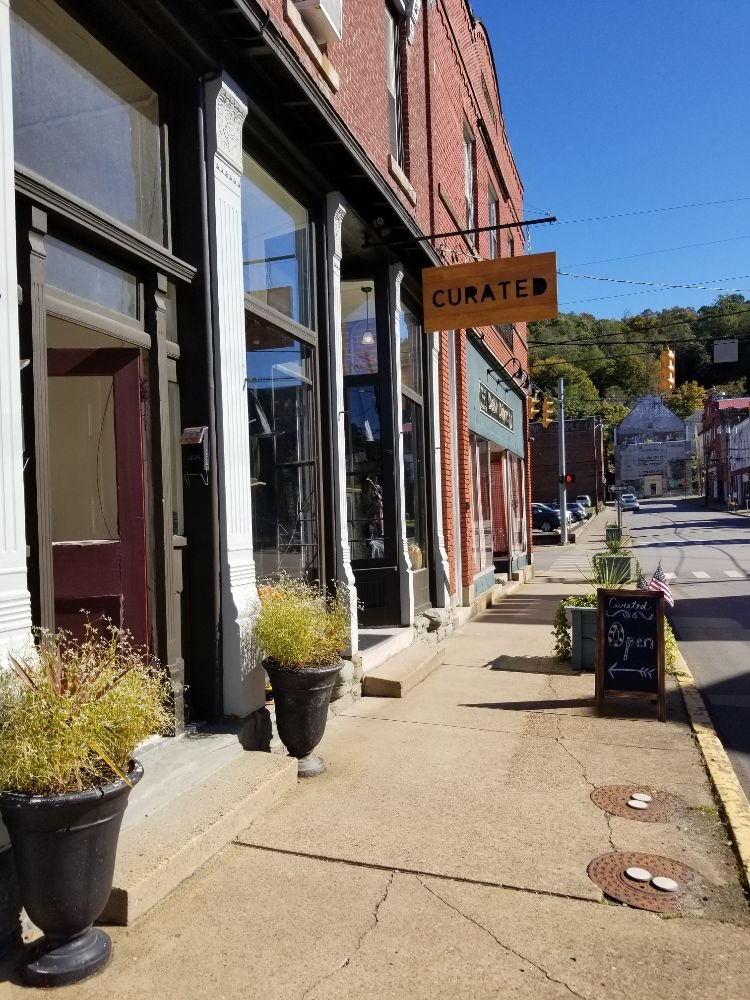 Curated: 135 East Second St, Weston, WV