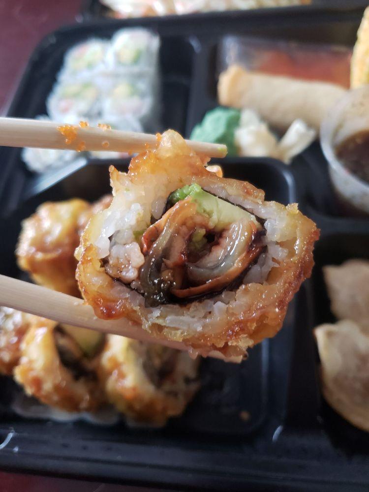 Koi Sushi & Hibachi: 8350 E 96th St, Fishers, IN