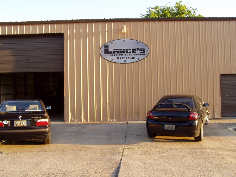 Lance's Foreign Auto Repair