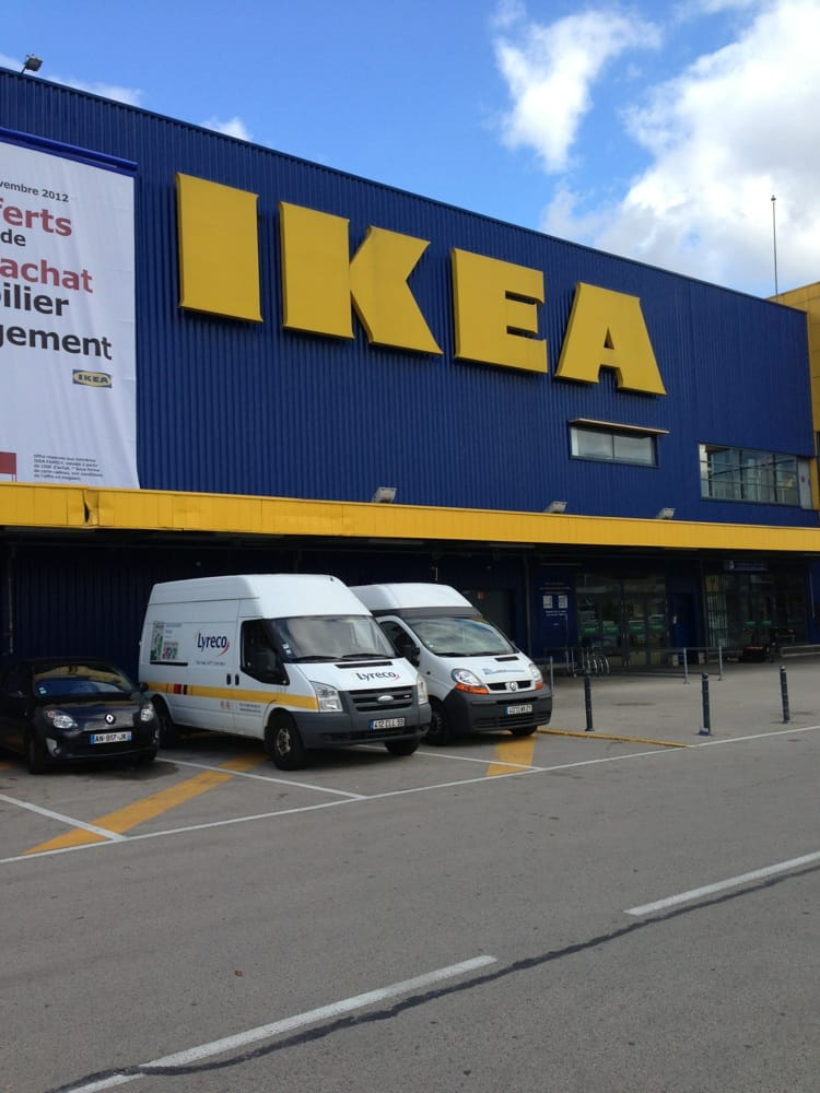 ikea magasin de meuble 1 rue cracovie dijon c te d