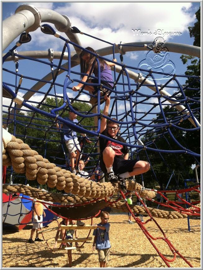 Social Spots from Patton Park