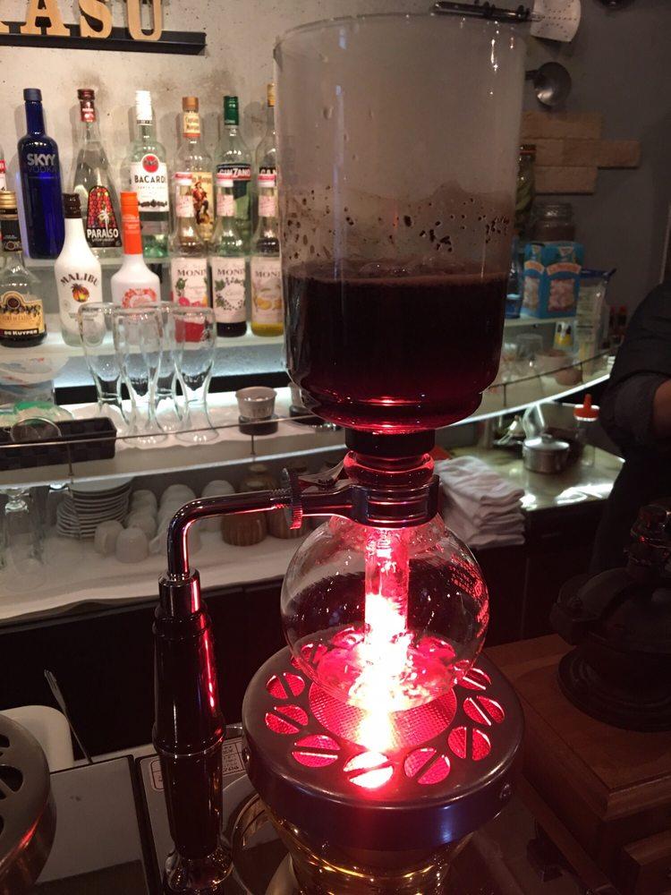 Bar De Cafe Sakasu
