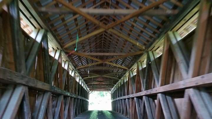Bennett's Mill Covered Bridge: Brown Cover Bridge Rd, Greenup, KY
