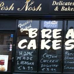 21 Posh Nosh Bakeries