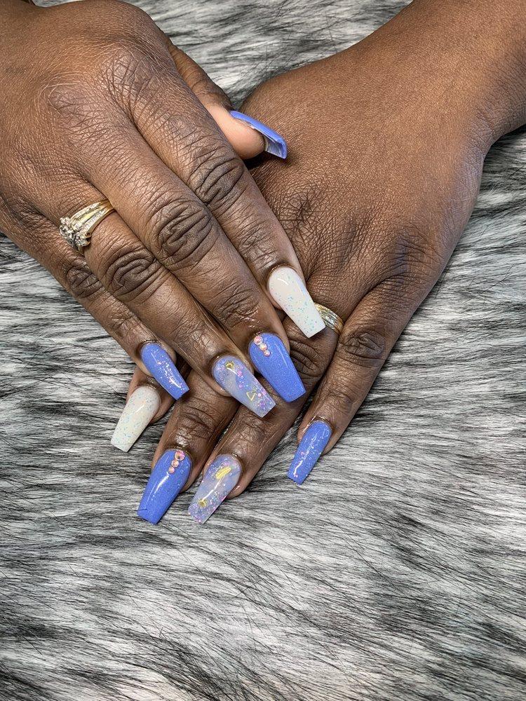 Dp Nails Spa: 7260 Gb Alford Hwy, Holly Springs, NC