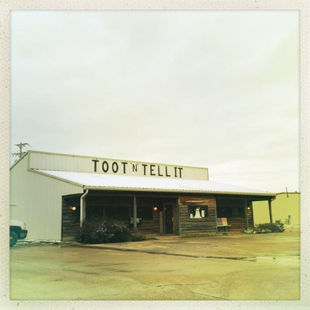 Toot & Tell It: 807 S Main St, Dyer, TN