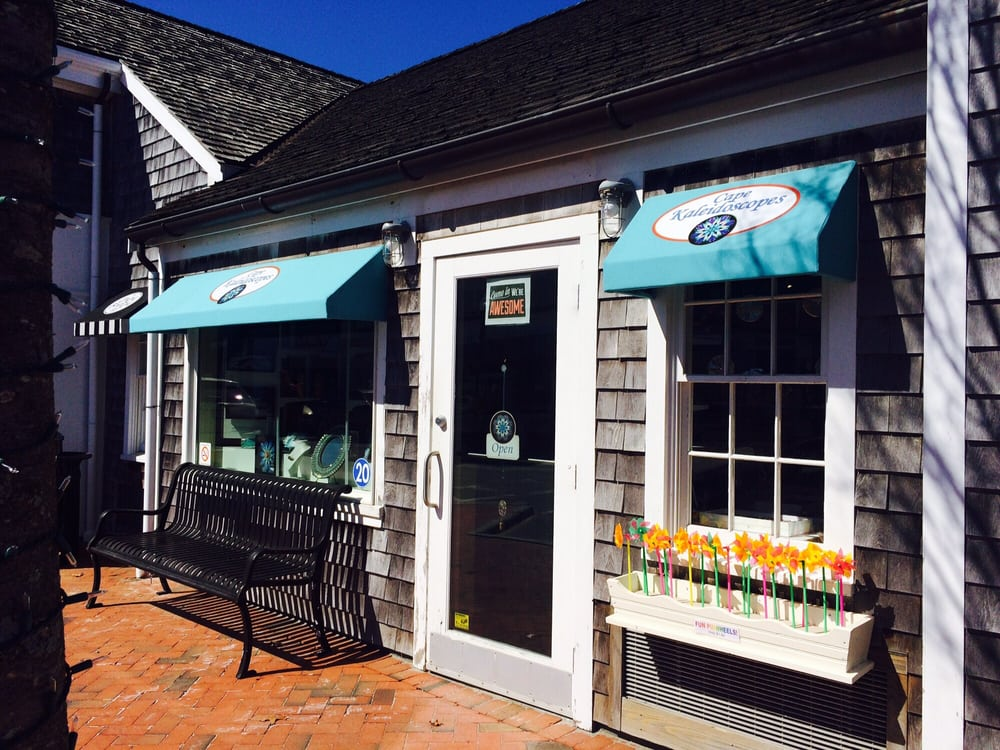 our storefront at 20 north street next door to unique For20 20 Window Cleaning Mashpee Ma