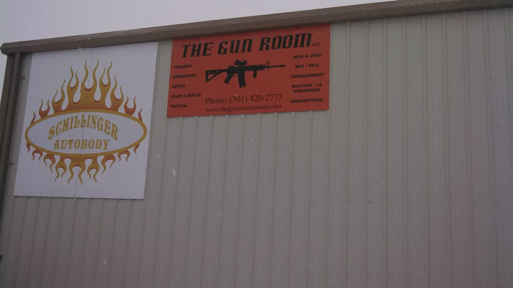 The Gun Room: 321 66th Ave SW, Minot, ND