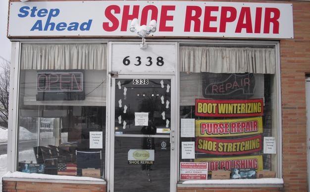Step Ahead Shoe & Repair: 6338 Transit Rd, Depew, NY