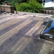 Granulated Torch Down Photo Of Anderson Roofing   Issaquah, WA, United  States. Smooth Torch Down.