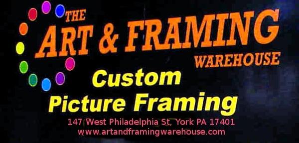 Art & Framing Warehouse - Art Galleries - 147 W Philadelphia St ...