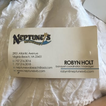 Neptune Seafood Buffet Va Beach