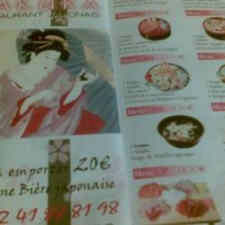 Restaurant Japonais Angers Rue Des Poeliers