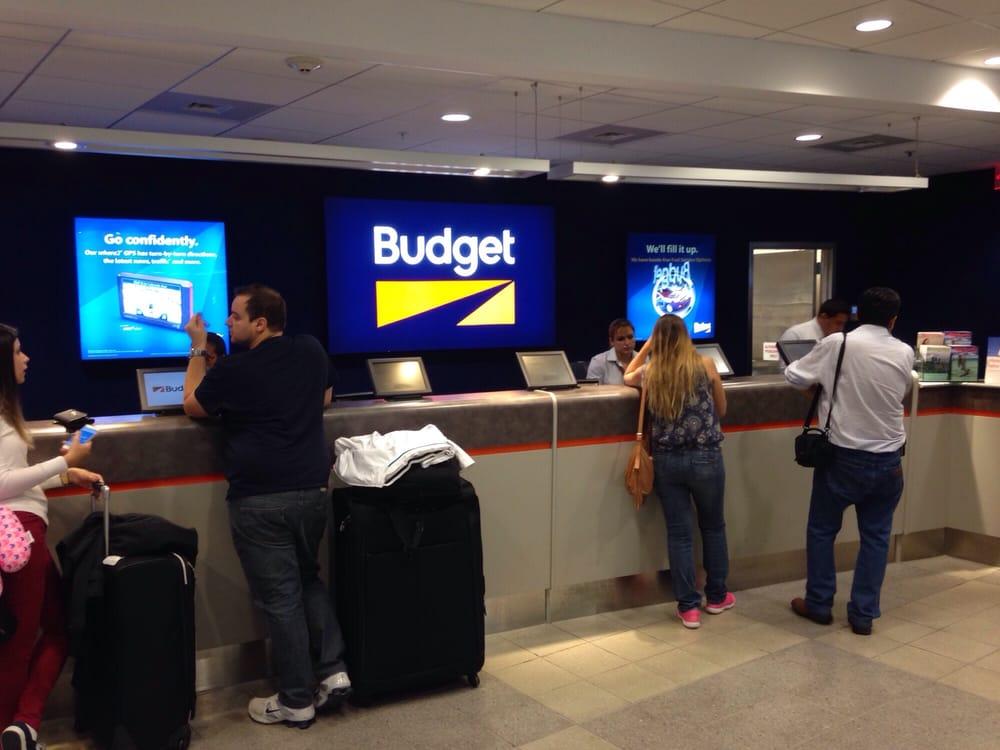 Budget Car Rental Miami Airport Address