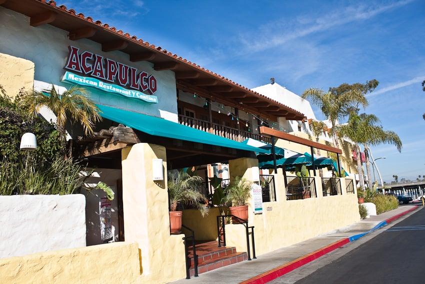 Mexican Restaurant Near Long Beach
