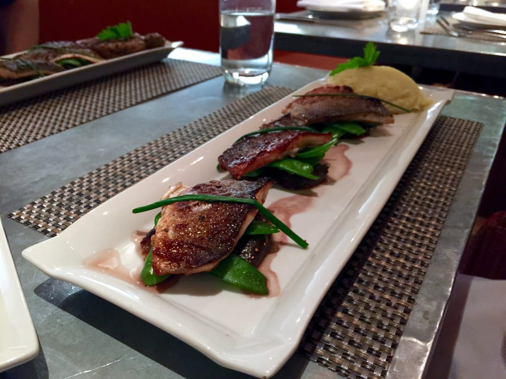 Fig And Olive Fifth Ave Restaurant Week Menu