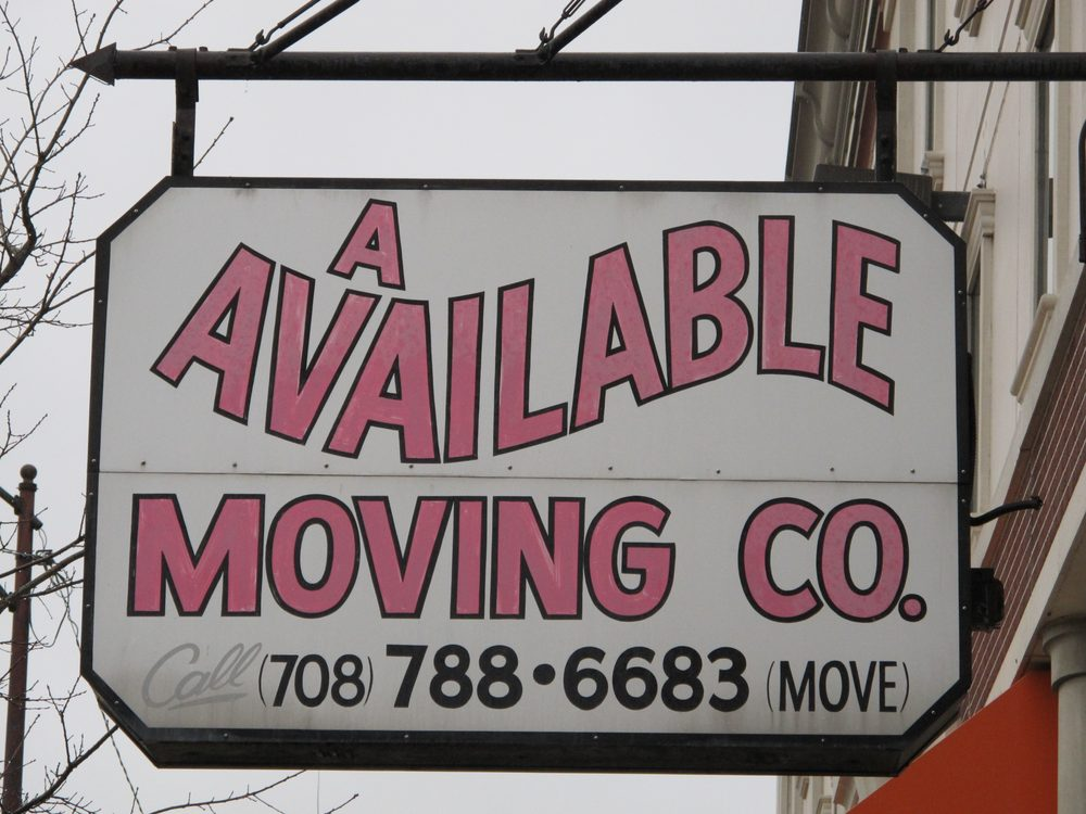 A-Available Moving Company: 2819 S Harlem Ave, Berwyn, IL