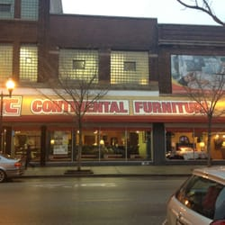 Continental Furniture Furniture Shops 1425 N Milwaukee Ave Wicker Park Chicago Il United