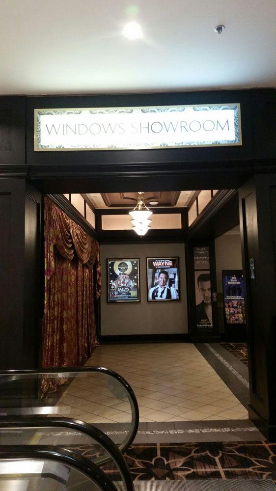 Windows At Bally's Las Vegas