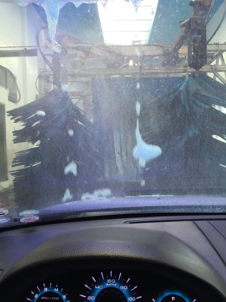 Car Wash Druve Thru Near Me