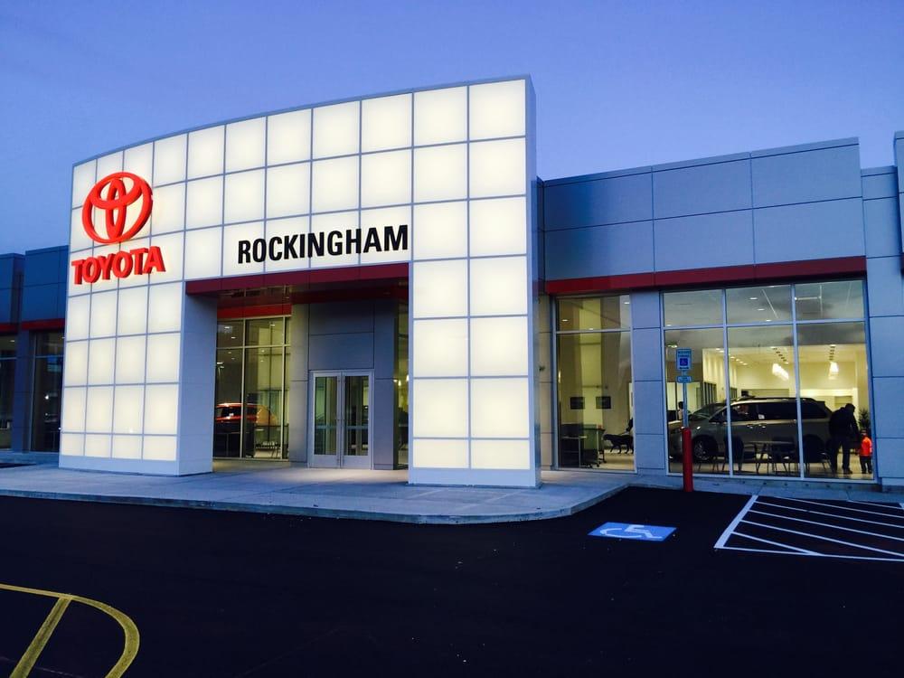 rockingham toyota 13 photos 19 reviews car dealers 412 s broadway salem nh phone. Black Bedroom Furniture Sets. Home Design Ideas