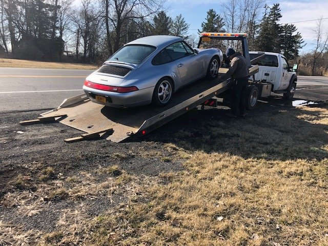 Towing business in Bethlehem, NY