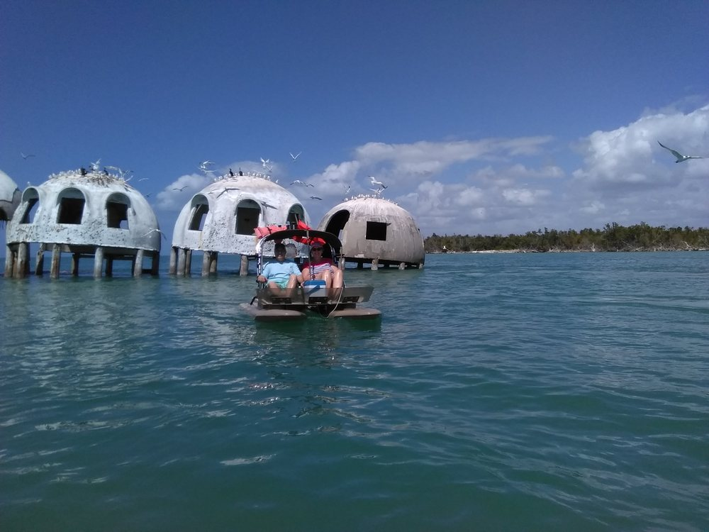 Marco Island Eco Tours: 548 Coconut Ave, Goodland, FL