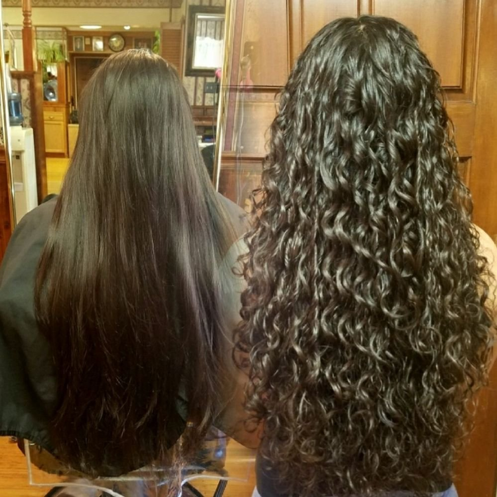 Spiral Perm Before After Yelp