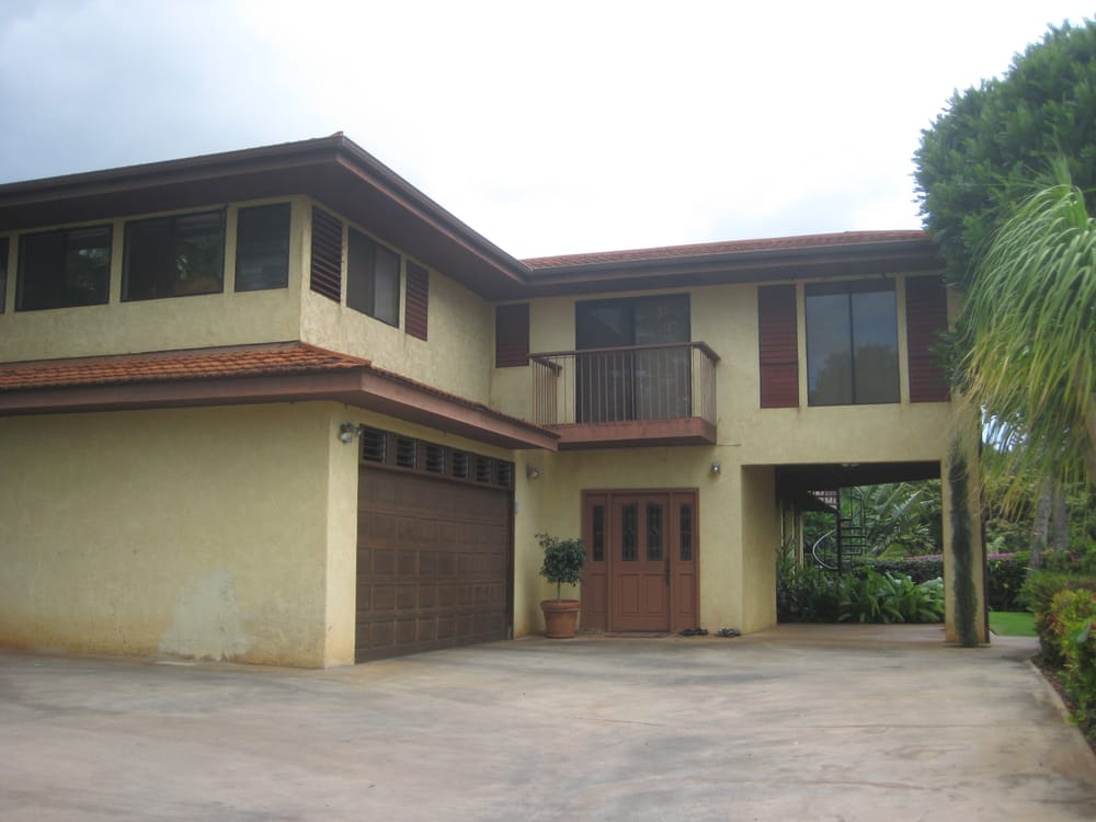 Hale Huanani accommodation