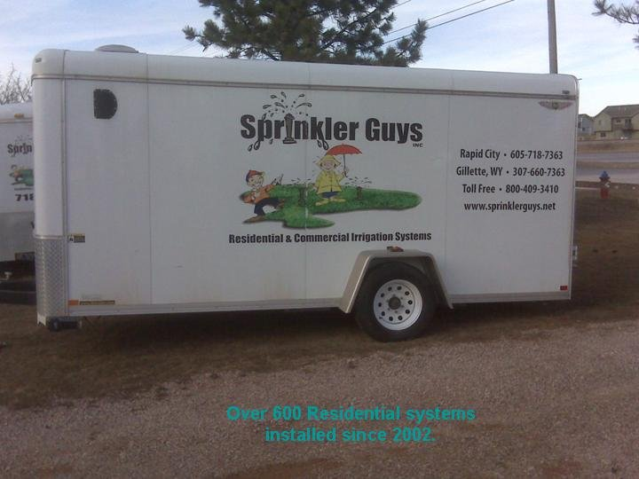 Sprinkler Guys: 6512 Custer St, Black Hawk, SD