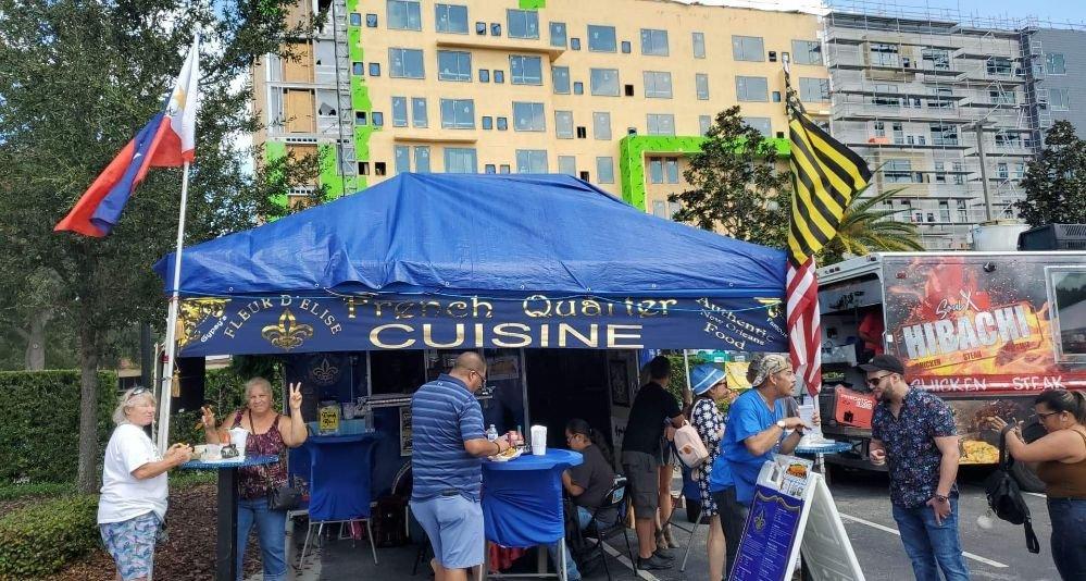 Fleur D'Elise French Quarter Cuisine: Orlando, FL