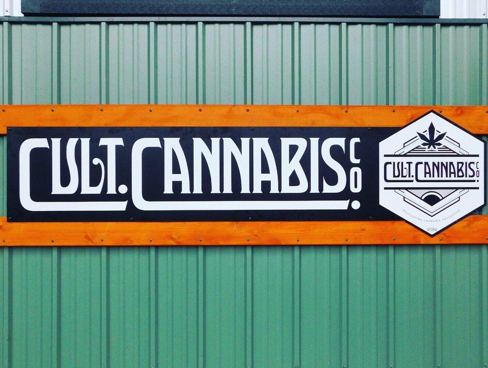 Cult Cannabis: 6061 Portal Way, Ferndale, WA