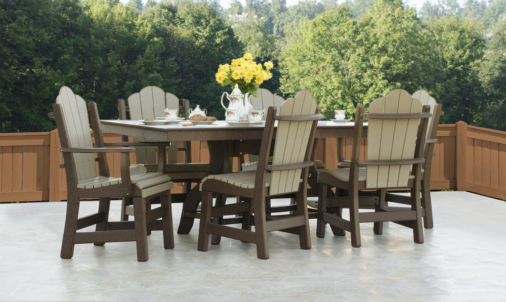 Poly Outdoor Furniture: 2271 Johnson Mill Rd, Lewisburg, PA