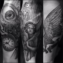 Photo Of Renaissance Studios San Clemente Ca United States Tattoo By Allan