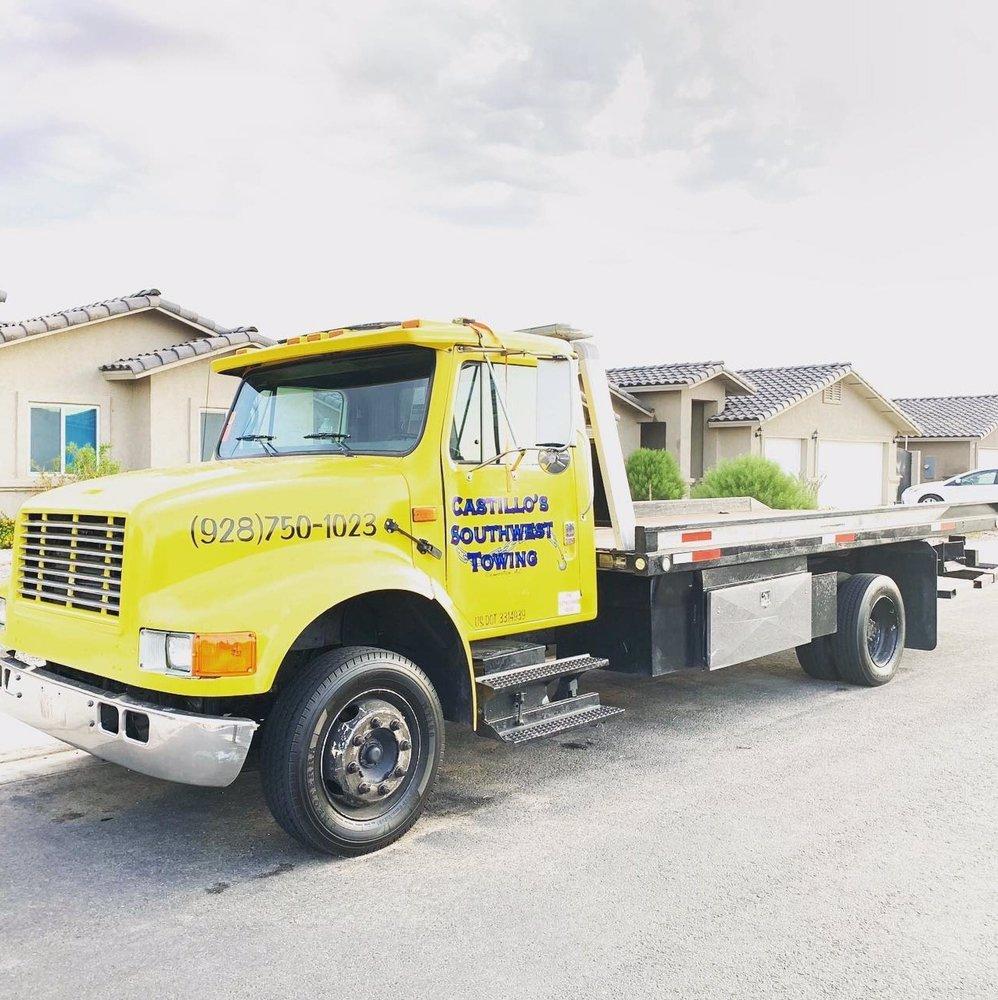 Castillo's Southwest Towing: Somerton, AZ