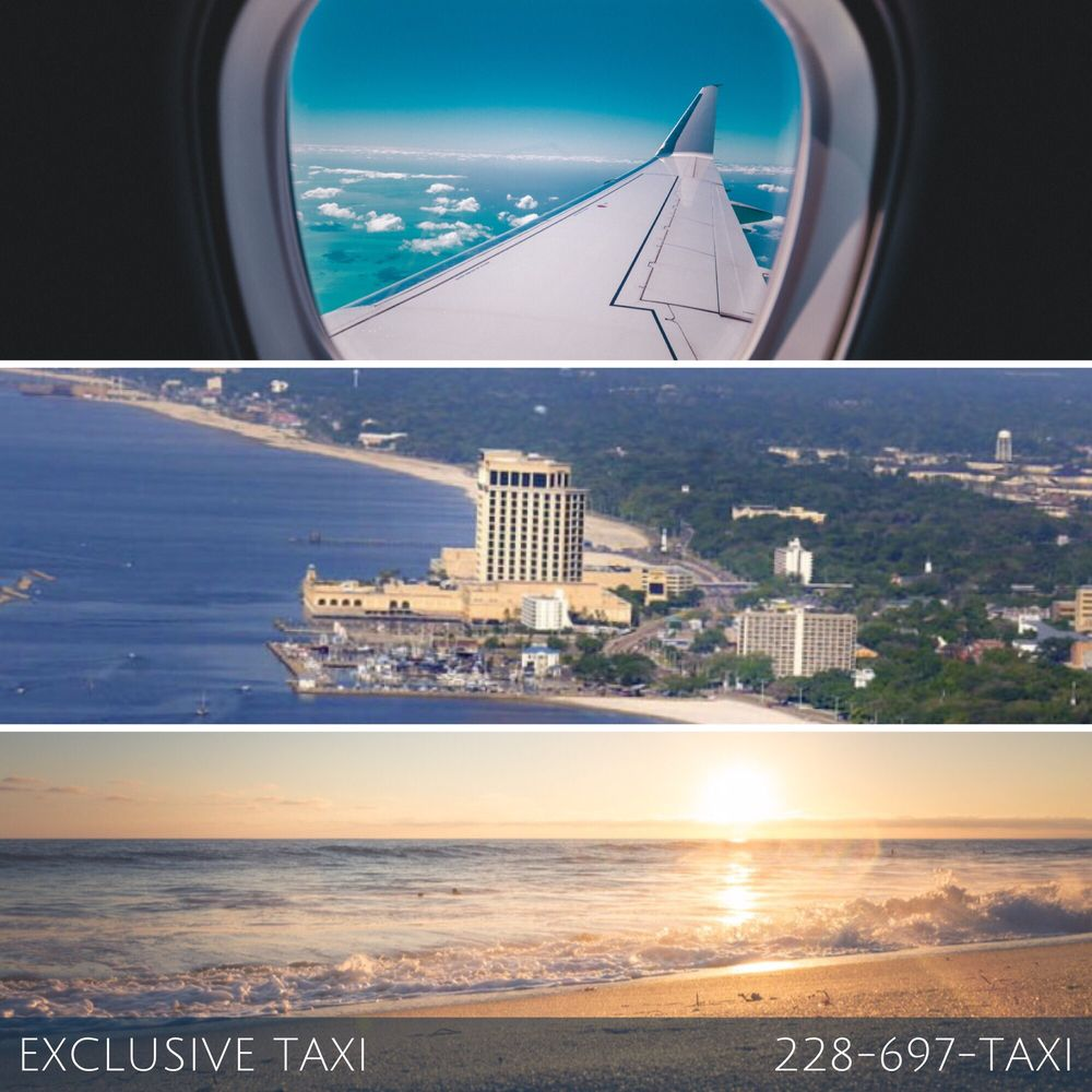 Exclusive Taxi: 125 Hopkins Blvd, Biloxi, MS