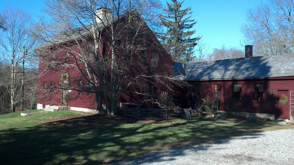Avery Hill Farm: 20 Avery Hill Rd, Ledyard, CT