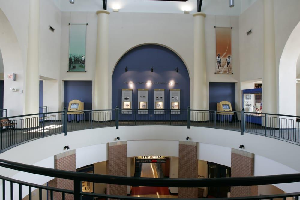 Georgia Sports Hall of Fame: 301 Cherry St, Macon, GA
