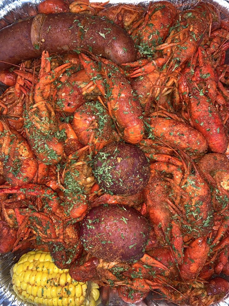 Seaside Seafood: 4041 Jimmy Johnson Blvd, Port Arthur, TX