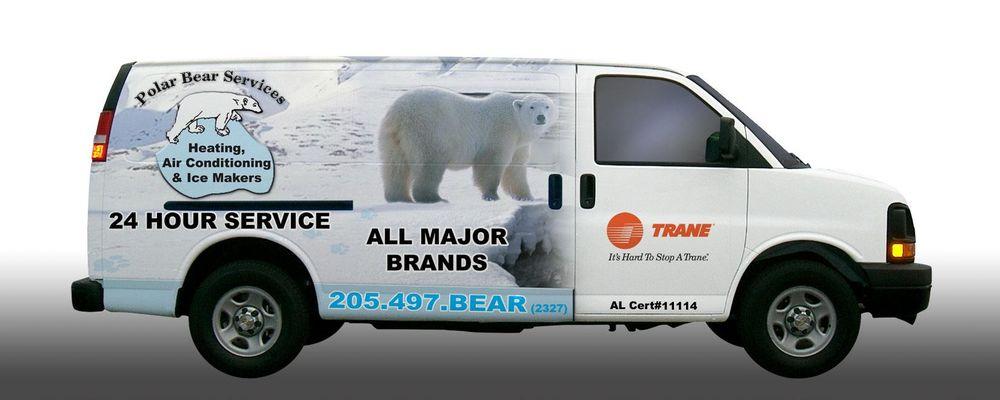 Polar Bear Services: 1615 8th St, Leeds, AL