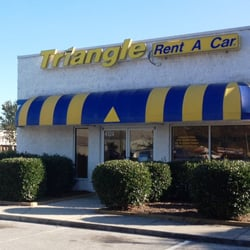 Triangle Rent A Car Market Street Wilmington Nc