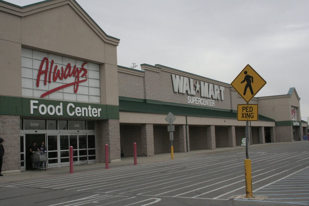 Walmart Supercenter: 2500 Progress Pkwy, Shelbyville, IN