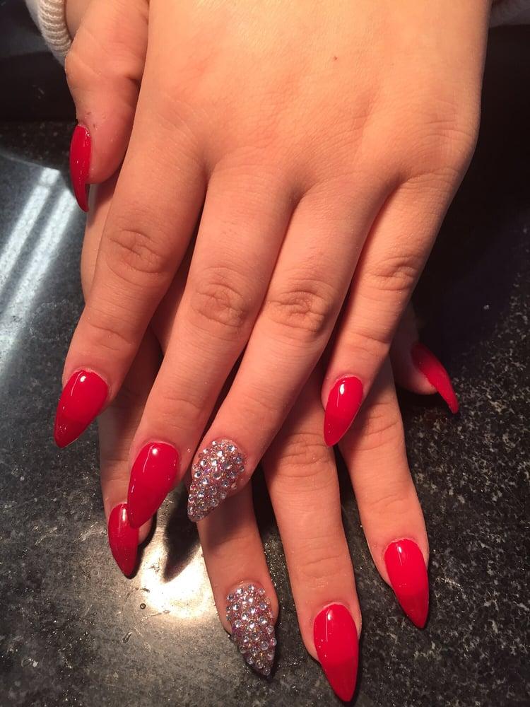 Photo Of Diamond Nails And Spa Stockton Ca United States