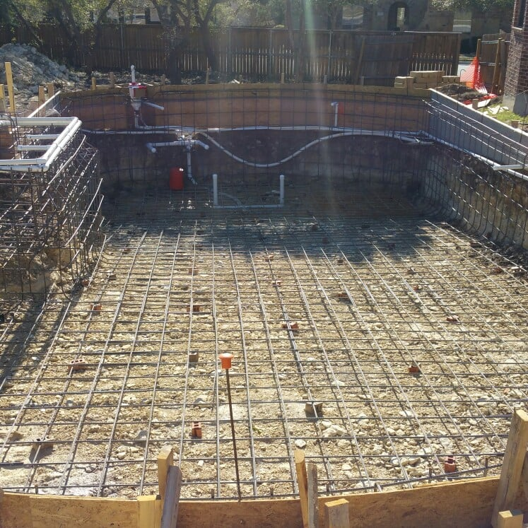 New Pool Construction Bel Terra Neighborhood Austin Tx Yelp