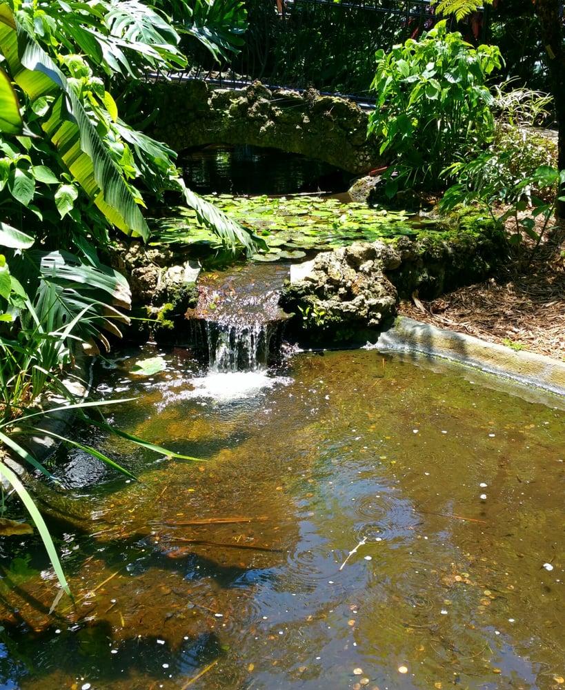 Photos For Sunken Gardens Yelp