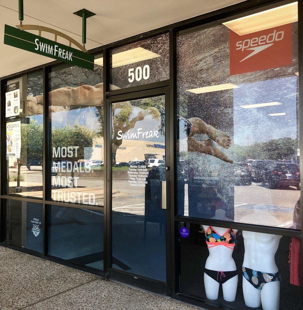 Swim Freak: 4032 S Lamar Blvd, Austin, TX