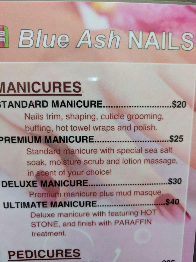 Blue Ash Nails: 9449 Kenwood Rd, Blue Ash, OH