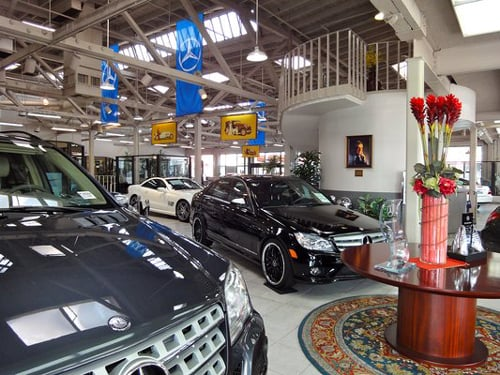 Photos For Downtown La Motors Mercedes Benz Yelp